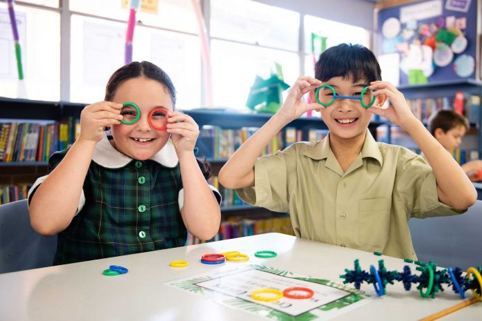 Holy Family Lindfield STEAM classes