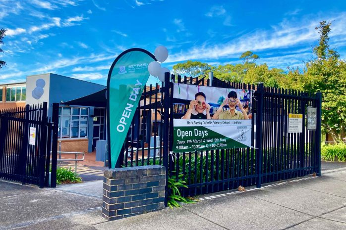 Holy Family Lindfield Open Day 2021